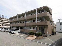 富山県富山市布瀬本町の賃貸マンションの外観