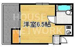 ハウスH&N[202号室号室]の間取り