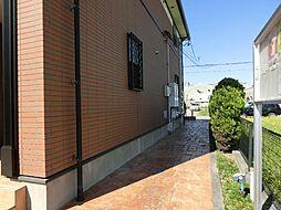 愛知県あま市中萱津稲干場の賃貸アパートの外観