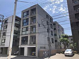 札幌市電2系統 西線6条駅 徒歩6分の賃貸マンション