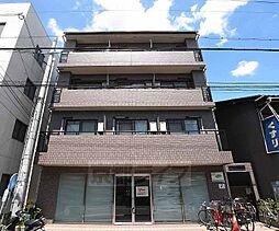 京都府京都市南区八条町(八条通大宮西入)の賃貸マンションの外観