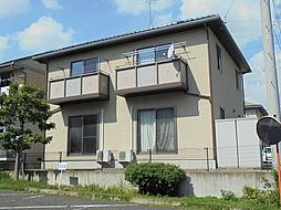 長野県長野市稲田2丁目の賃貸アパートの外観