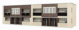 仮)上野田5丁目新築アパート[2階]の外観