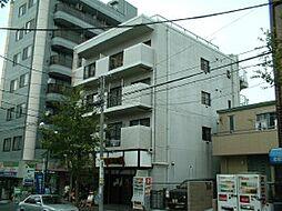 千葉県松戸市北松戸の賃貸マンションの外観