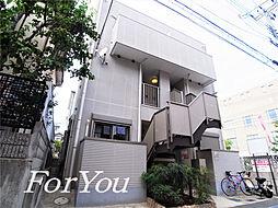 兵庫県神戸市灘区深田町2丁目の賃貸マンションの外観