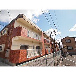 愛知県岡崎市矢作町の賃貸マンションの外観