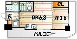 No.71 オリエントトラストタワー[29階]の間取り