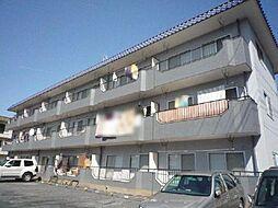 神田マンション[302号室]の外観