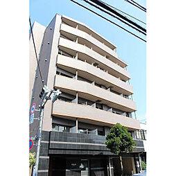 東京都足立区綾瀬5丁目の賃貸マンションの外観