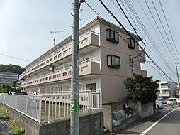 グリーンハイツ唐木田[203号室]の外観