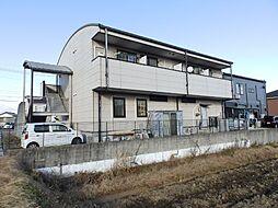 三重県鈴鹿市住吉3丁目の賃貸アパートの外観