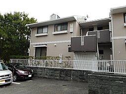 福岡県福岡市南区柏原5丁目の賃貸アパートの外観