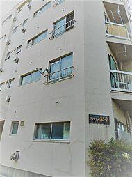 マンション聚楽[1階]の外観