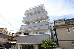 マリナーズプラザ東蒔田[2階]の外観