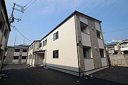 広島県広島市東区尾長東3丁目の賃貸アパートの外観