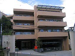 兵庫県宝塚市雲雀丘山手1丁目の賃貸マンションの外観