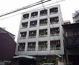 京都府京都市下京区佐竹町の賃貸マンションの外観
