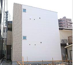 愛知県名古屋市北区大曽根1の賃貸アパートの外観