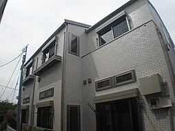 コンフォート下北沢[202号室]の外観