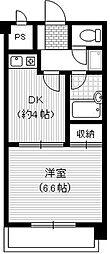 グラン・ピア山崎[2階]の間取り