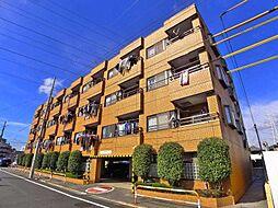 東京都足立区西新井4丁目の賃貸マンションの外観
