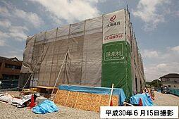 福岡県飯塚市南尾の賃貸アパートの外観