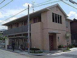 エスポワール弐番館[2階]の外観
