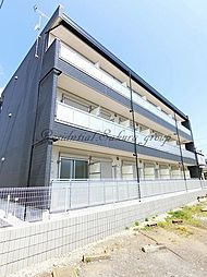 神奈川県大和市南林間4丁目の賃貸マンションの外観
