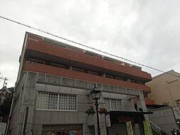 兵庫県神戸市中央区北野町3丁目の賃貸アパートの外観