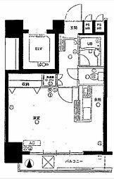 菱和パレス高井戸[2階]の間取り