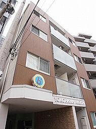 ビーカーサヨコハマナガタ[1階]の外観