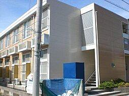 埼玉県さいたま市北区宮原町3の賃貸アパートの外観