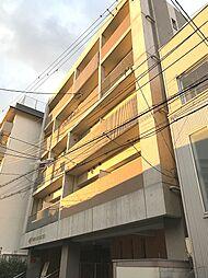 W.O.BHANATEN[2階]の外観