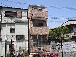 メゾンドOSAKA[1階]の外観