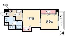 矢場町駅 6.7万円