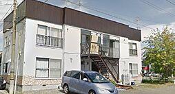 北海道札幌市東区北四十三条東7丁目の賃貸アパートの外観