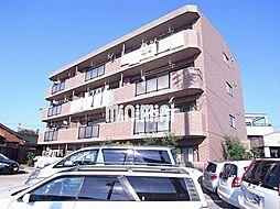 愛知県春日井市柏原町1丁目の賃貸マンションの外観