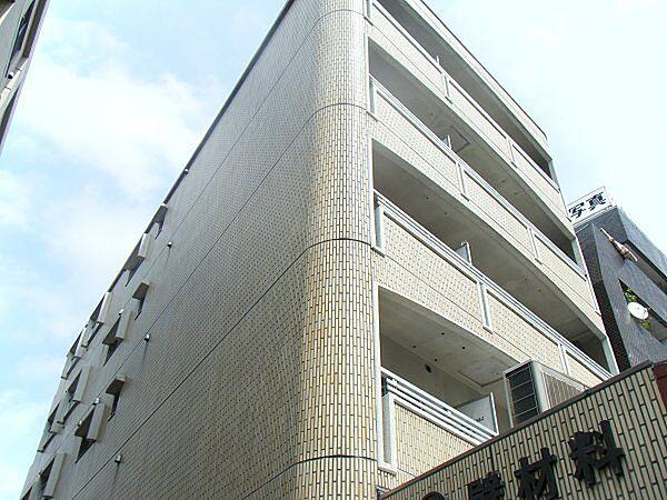 東京都中野区中央2丁目の賃貸マンション