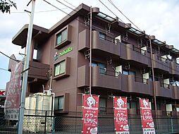 静岡県富士市本市場町の賃貸マンションの外観