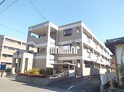 サンティアラB[3階]の外観