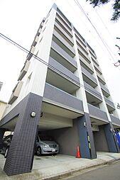 宮城県仙台市宮城野区宮城野2丁目の賃貸マンションの外観