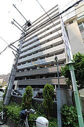 エスリード野田阪神駅前[12階]の外観