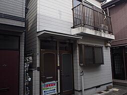 坂本アパート[2階]の外観