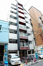 バロック北堀江[8階]の外観