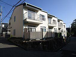 松風ファミールII[1階]の外観