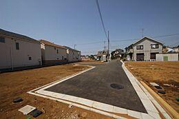 落ち着いた住環境がおススメの大型開発分譲地です