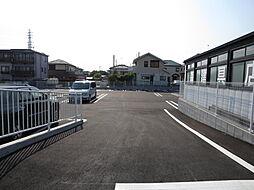 常盤駐車場