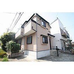 [一戸建] 神奈川県海老名市国分北3丁目 の賃貸【/】の外観
