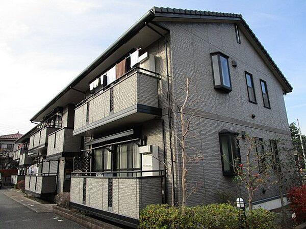 東京都三鷹市大沢6丁目の賃貸アパート