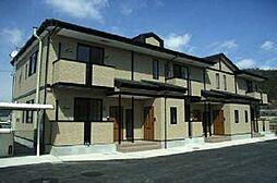 香川県綾歌郡宇多津町津の郷の賃貸アパートの外観